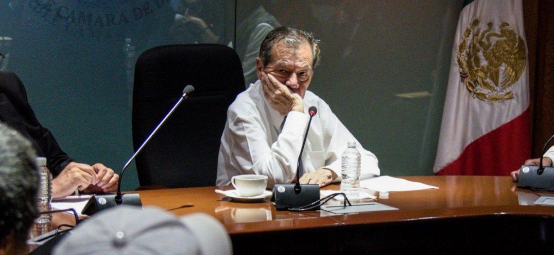 La GN 'es como la virgen de Guadalupe con pistola': Muñoz Ledo