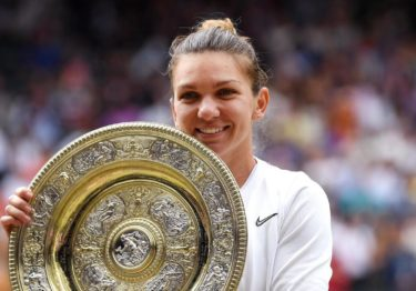 Simona Halep, reina de Wimbledon