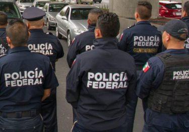 Casi 9 mil PF se informan sobre transición a Guardia Nacional