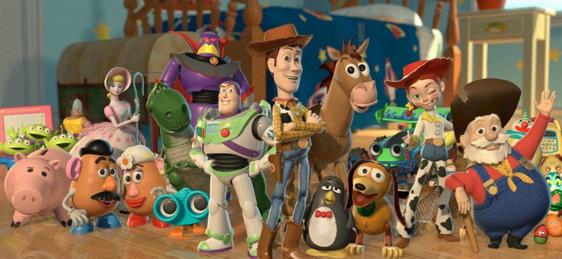 Disney elimina escena de 'Toy Story'