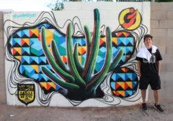 Lleva ISJuventud box, rap y grafiti a colonias