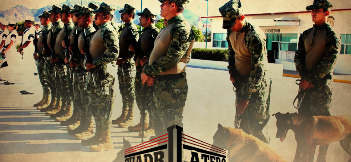 Militares al frente de la policía, en municipios