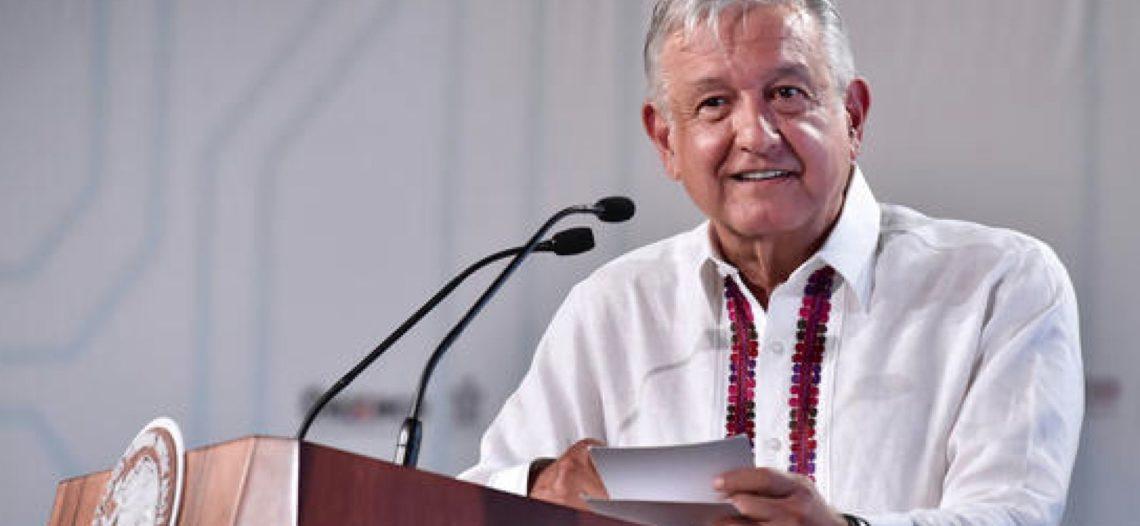 Presume López Obrador 'buena relación' con EU