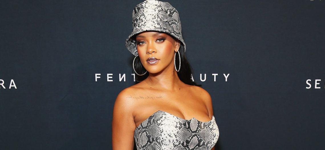 Quieren a Rihanna como presidenta tras encarar a Trump