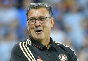 'Tata' Martino ubica en su lugar a la selección mexicana