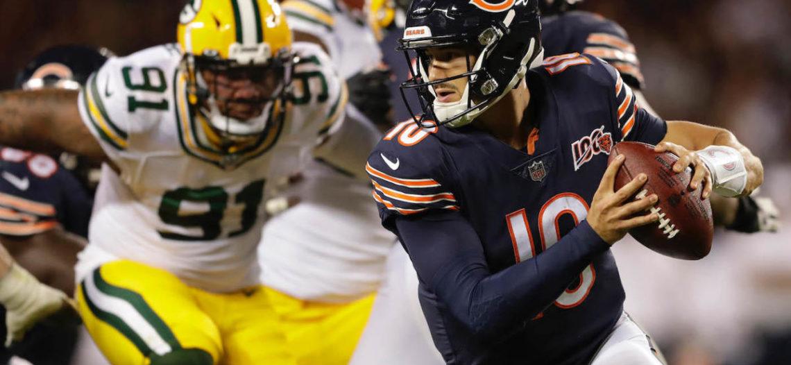 """NFL: Rodgers y Packers abren """"la 100"""" vs Bears"""