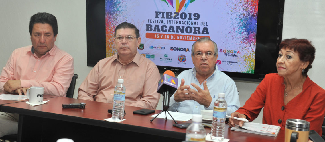 Anuncia secretaría de Economía Festival Internacional del Bacanora