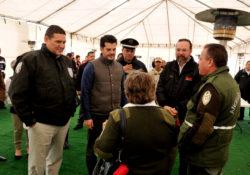 Inicia operaciones Campamento Paisano Invierno 2019