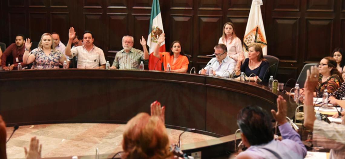 Echan para atrás aumento de sueldo de Regidores del Cabildo de Hermosillo