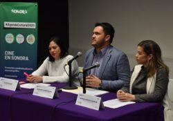 Presenta ISC agenda anual de cine en Sonora