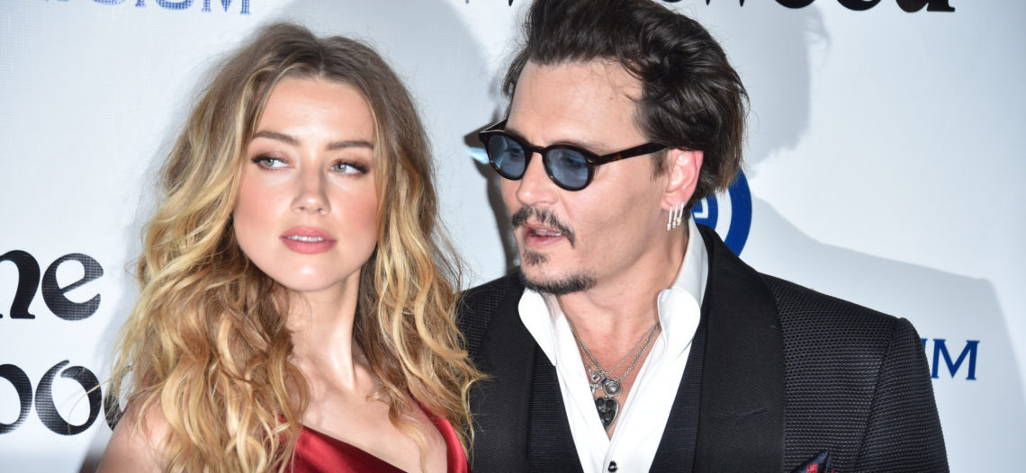 Audio revela que Amber Heard golpeaba a Johnny Depp