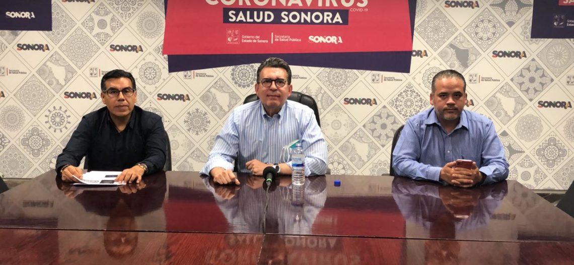 Confirma Secretaría de Salud cuarto caso de Covid-19 en Sonora