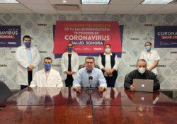 La Secretaría de Salud confirmó tres nuevos casos de Covid-19
