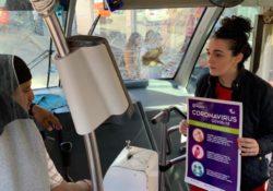 Lleva DIF Hermosillo alimentos y material sanitario a población vulnerable