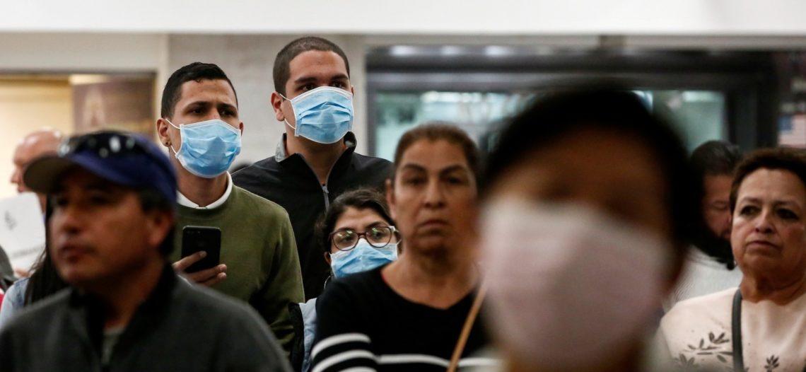 Muere primera persona por coronavirus en México