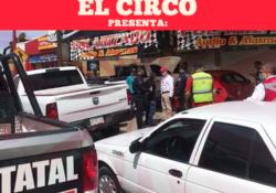 Con la policía obligan a cerrar negocios y comercios