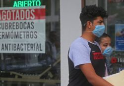 Suman 164 los casos positivos de Covid-19 en México