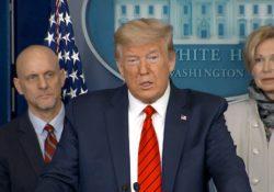 Trump anunciaría cierre temporal de frontera con México