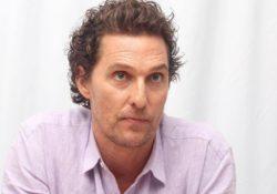 Matthew McConaughey confía en que la humanidad saldrá adelante