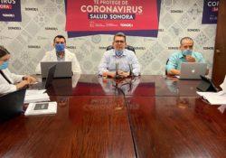 Confirma Secretaría de Salud un caso nuevo de Covid-19 en Sonora