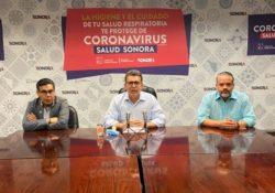 Confirma Secretaría de Salud tres nuevos casos de Covid-19 en Sonora