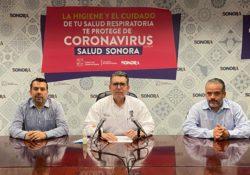 Confirma Secretaría de Salud un nuevo caso de Covid-19 en Sonora