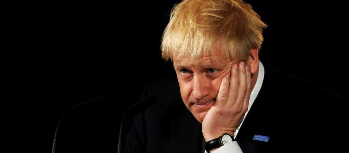 Hospitalizan a Boris Johnson por coronavirus